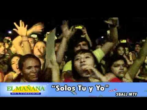 Concierto De 3Ball MTY En La FENAHUAP 2012