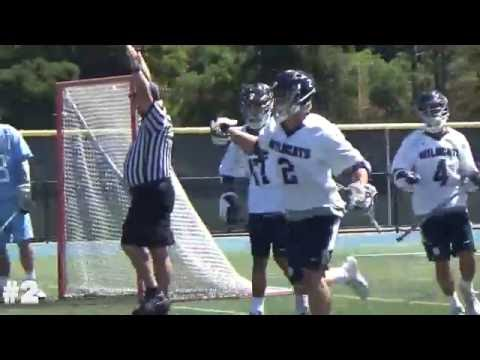 Sean O'Keefe Senior Lacrosse Highlights (Georgetown Commit)