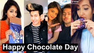 Happy Chocolate Day Musically | Manjul Khattar, Avneet Kaur, Awez Darbar, Nagma, Anam Darbar