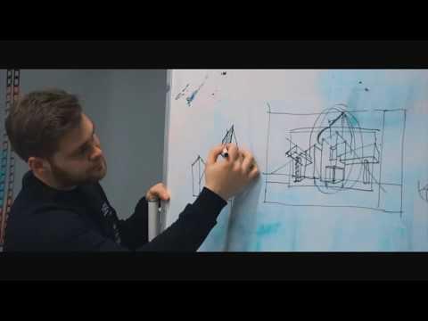 Мастер-класс по архитектурной графике в Москве