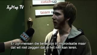 XyMopTV: Reportage ComedySportz Berlijn