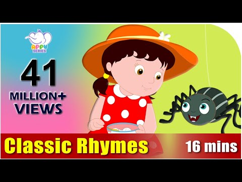 Nursery Rhymes Vol1 - Collection of Twenty Rhymes Travel Video