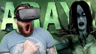 TERRIFYING VR EXPERIENCE IN A THAI HOSPITAL | Oculus Rift Horror
