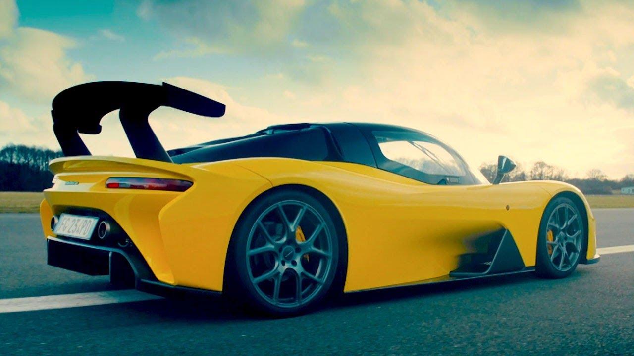 EXCLUSIVE: Chris Harris in the Dallara Stradale | Top Gear: Series 27