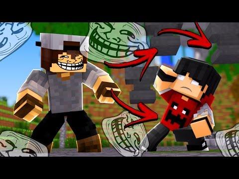 Minecraft: MURDER - MATEI NA TRAP!