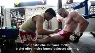 Muay Thai Combat TV 10: a day with Dzhabar Askerov by Yokkao
