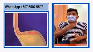 Testimonio de Paciente de Reflujo, Doctor Luis J. Cárdenas