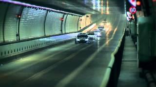 El Súper TC2000 hizo historia: unió Santa Fe y Paraná por el túnel subfluvial #CallejeroSantaFe