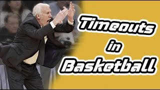 How To Use Timeouts in Basketball
