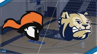 2017-18 Wingate Men's Basketball vs Tusculum Pioneers