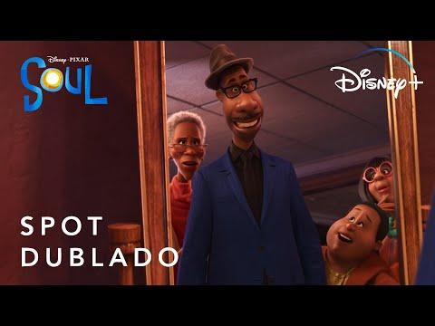 Soul   Mundos   Spot Dublado   Disney+