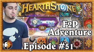 Hearthstone: Warshack Plays A Free To Play Account (Ep 51)