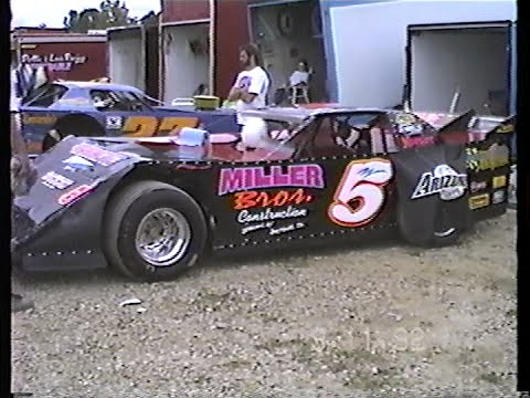 Ronnie Johnson - 1992 World 100 at Eldora Speedway