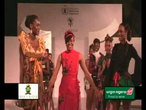 CATWALK THE WORLD - Auction + Deola Sagoe Fashion Showcase