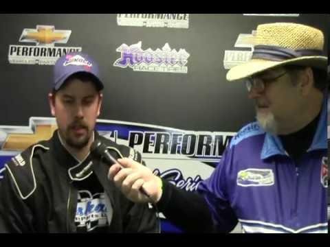 Mario Gresham 2nd Place CPSLMS 411 Motor Speedway