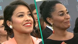 Gina Rodriguez, Tracee Ellis Ross and More Respond to Oscar Diversity Controversy
