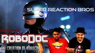 Video SUPER REACTION BROS REACT & REVIEW Robodoc The Creation of Robocop Official Trailer!!!!1 download MP3, 3GP, MP4, WEBM, AVI, FLV November 2017