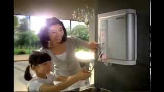 "Swan Dive ""Automatically Sunshine"" / Philips water purifiers"
