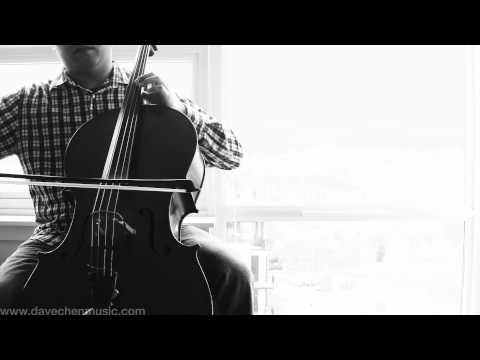"""Hans Zimmer's """"Time"""" - Looping cello version from """"Inception"""" performed by David Chen"""