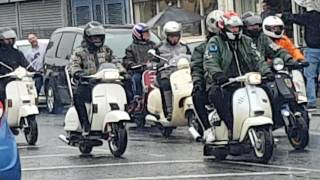 Cleethorpes scooter rally 2016