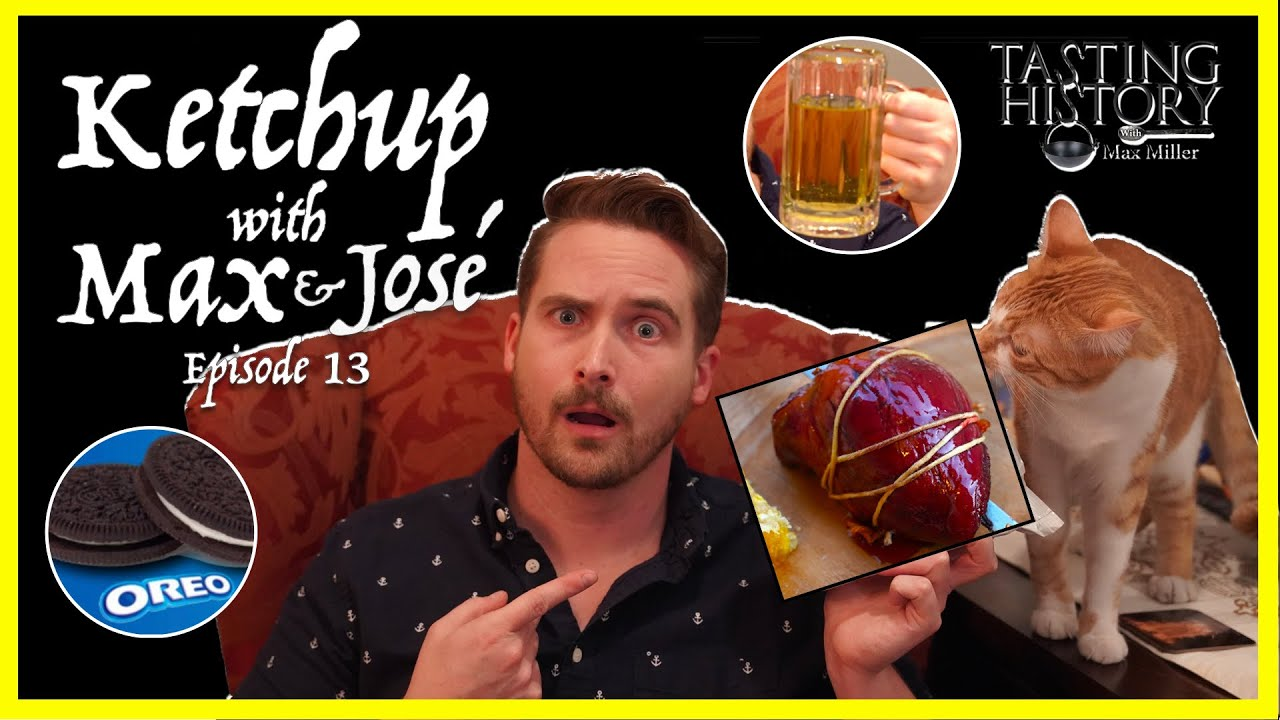 Download 13. Ketchup on Oreo, heart & mead