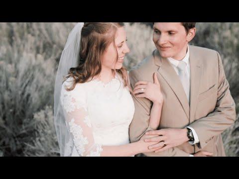 Draper LDS Temple First Look | Matthew + Cassidy