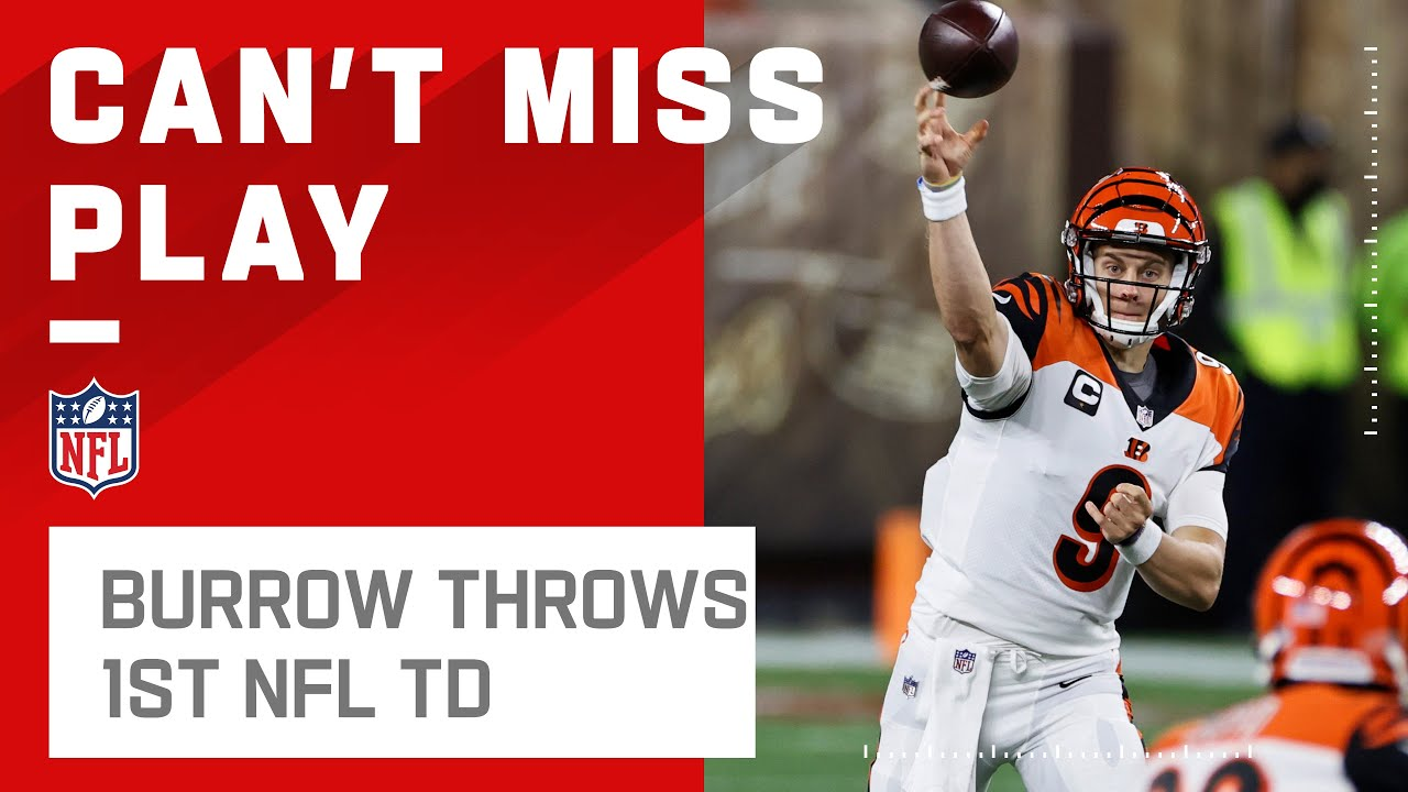 Why you should back Joe Burrow and the Bengals on Thursday ...
