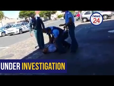 WATCH: Cape Town man 'manhandled' by traffic officials