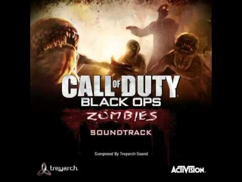 Call of Duty Black Ops Zombies Special Soundtrack - Won't Back Down