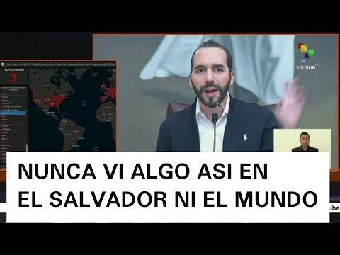JUE SU MADRE NUNCA VI ALGO ASI!!! EN EL SALVAOR NUEVOS REPORTES
