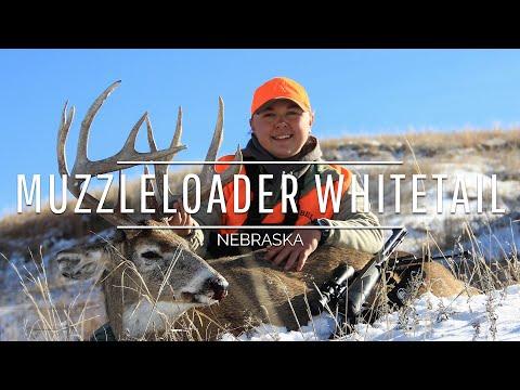 SELFILMED.COM: Jordan Budd 2014.12.24 Nebraska Muzzleloader Whitetail Short Vid