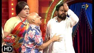 Hyper Aadi, Raising Raju Performance   Jabardasth    9th May 2019   ETV Telugu