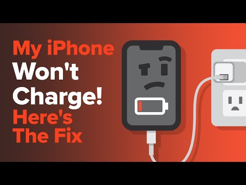 My iPhone Won't Charge! The Real Fix From A Former Apple Tech.