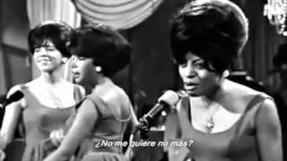 The Supremes - where did our love go. (Traducida)