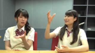 Kamata Natsuki vs Miyamae Ami SKE48 1+1は2じゃないよ! 2015年06月10...