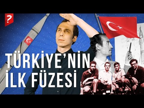 Türkiye'nin İlk Füzesini Yapan Adam: Kirkor Divarcı'nın Hikayesi