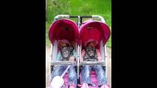 Обзор коляски для двойни Valco baby Zee two
