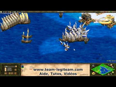 FR - Age of empires 2 -Orion vs Mallory - Baltic Aztec War