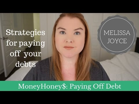 4 - 3 MoneyHoney$: Strategies for paying off debt