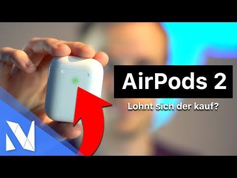Apple AirPods 2 - Was ist neu? Lohnt sich der Kauf?   Nils-Hendrik Welk