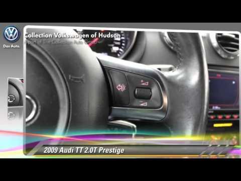 Used 2009 Audi TT 2.0T Prestige - Hudson
