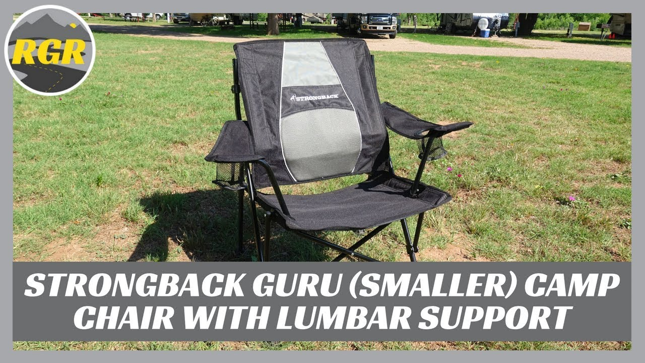 strong back chairs recliner chair parts suppliers strongback guru smaller camp with lumbar support product review for shorter people