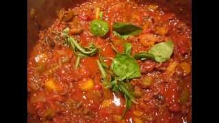 Как приготовить вкусную томатную подливу