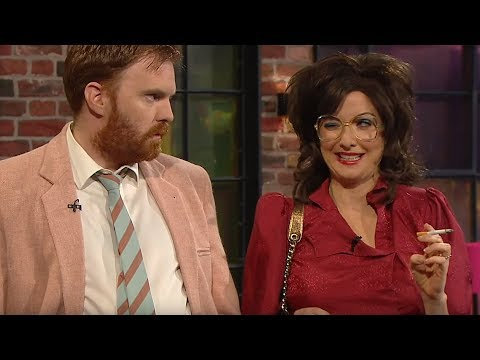 """""""We can all go home now, thank God for that!"""" - Bridget & Eamon   The Late Late Show   RTÉ One"""