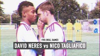 FIFA SKILL GAMES BATTLE #1 | DAVID NERES vs NICO TAGLIAFICO