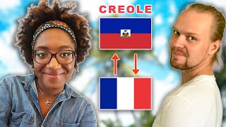 Haitian Creole vs French Speakers   Can they understand it?