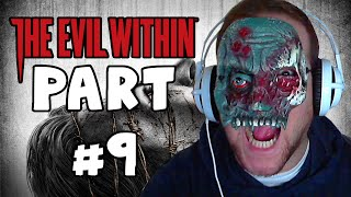 The Evil Within Playthrough Walkthrough #9 - Pool of Blood
