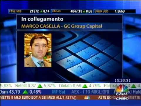Marco Casella on CNBC Italy