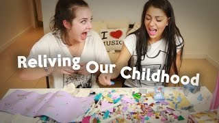 Arden and Andrea Relive Childhood. thumbnail