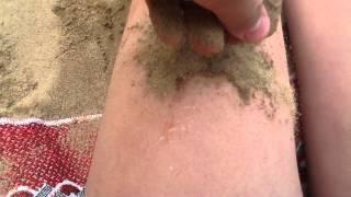 Видео-урок/Как сделать тату из песка
